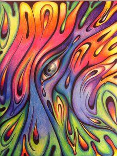 Disegni olio gesso astratto arte astratta per opera d'arte in vendita vendita