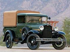 ford trucks old Antique Trucks, Vintage Trucks, Antique Cars, Ford Classic Cars, Classic Chevy Trucks, Chevy Classic, Station Wagon, Autos Ford, Ford Lincoln Mercury