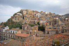 #Caccamo #Sicilia #Medieval #Town