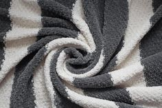 Pregnancy baby blanket gift Striped grey white nursery decor Soft warm newborn wrap Coming home outfit Baptism Christening present girl boy Plush Baby Blankets, Baby Blanket Crochet, Kids Wraps, Presents For Mum, Best Baby Gifts, Baby Christmas Gifts, Booties Crochet, Baby Slippers, Baby Swaddle