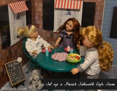 Camp Doll Diaries – An Afternoon in Paris