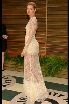 Karolina Kurkova. La fiesta post Oscar de Vanity Fair 2014