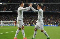 Ronaldo y James llevan al Real Madrid a la clasificación 4tos. de final