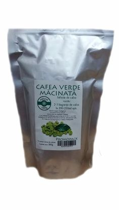 Green coffee,ground, 300 gr. - crazybanana.eu Superfoods, Green, Self, Super Foods