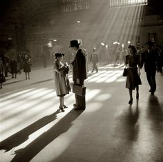 Grand Central Terminal, New York City, 1941