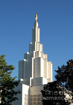 Idaho Falls Temple - I went to this Temple in 2012