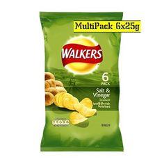 Walkers Salt & Vinegar 6 Pack 6x25g Fresh Taste Guaranteed - unverwechselbar mit echtem britischen Essig Walker's http://www.amazon.de/dp/B008GTXH0M/ref=cm_sw_r_pi_dp_vwzXwb0KPJYTC