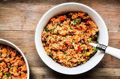 Paprika-Couscous-Salat