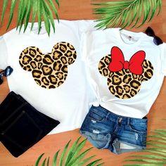 Items similar to Disney Leopard ears shirts, Animal Kingdom couple shirts leopard, Leopard Disney shirt, Disney animal kingdom couple shirts leopard print on Etsy Couple Shirts, Family Shirts, Disney Shirts, Disney Outfits, Family Outfits, Cute Outfits, Disney Trips, Animal Kingdom, Flannels