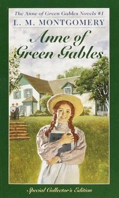 Anne of Green Gables by L.M. Montgomery. What can I say about this Canadian classic other than that it makes me smile until my face hurts and cry until my face hurts. Nostalgia is my favourite emotion, so it's obvious why this is an all time favourite.