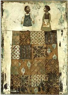 Piia Lheti Multimedia Arts, Collage Artists, Collages, Selling Art Online, Gravure, Fabric Art, Textiles, Contemporary Paintings, Mixed Media Art