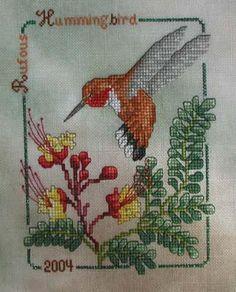 Gallery.ru / Фото #19 - Hummingbird Series - risau