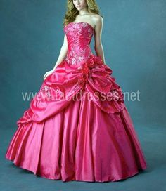 Aurora Princess Prom Dress