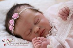 *Jacqueline Kramer*KAMI~ROSE by Laura Lee Eagles *Reborn*Prototype *So sweet!