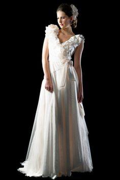 Our best seller BELLA Dress www.lizaemanuele.com Bella Dresses, Girls Dream, Bridal Collection, One Shoulder Wedding Dress, Gowns, Models, Princess, Wedding Dresses, Inspiration