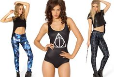 Black Milk sort sa collection Harry Potter ! Breloques Style