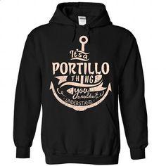 PORTILLO - #tshirt template #sweatshirt quilt. GET YOURS => https://www.sunfrog.com/Camping/PORTILLO-Black-88486935-Hoodie.html?68278