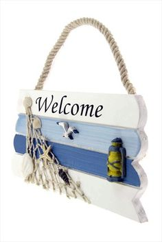 Marin Welcome Duvar & Kapı Süsü C740JJ6005 Chiccy Decolife   Trendyol