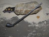4/20 Pipe - Schwarz