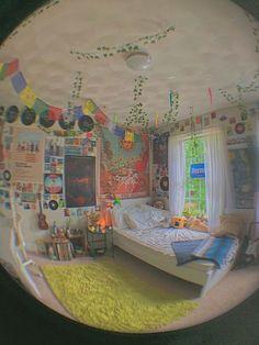 Indie Bedroom, Indie Room Decor, Cute Room Decor, Aesthetic Room Decor, Aesthetic Indie, Room Design Bedroom, Room Ideas Bedroom, Bedroom Decor, Bedroom Inspo