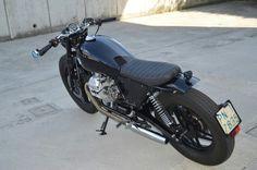 Moto guzzi v35 special by Perez.