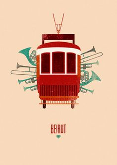 Beirut. awesome band. They use ukuleles which is an automatic plus for me.