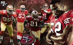49ers wallpaper | Wallpapers By Wicked Shadows: San Francisco 49ers Team Wallpaper