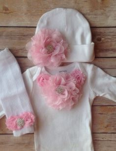 Newborn Leg Warmers Newborn Outfit Baby Girl by AvaMadisonBoutique, $41.00