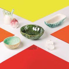 Idée Cadeau du Jour: De la vaisselle trompe-l'œil #Noël #Noëlarrive #Cadeau #ConranChristmas #TheConranShopParis #Jveuxuncadeau #Chou #Melon