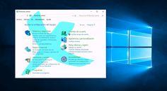 ¿Se acerca el final del Panel de Control en Windows 10?