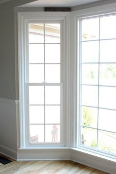 This woman came up with an easy way to make her window look gorgeous without covering it with curtains! See how she did it in just 30 minutes: