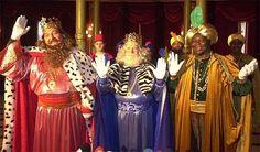 El origen de la fiesta de los reyes magos.