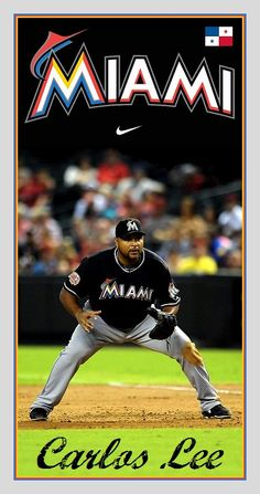 Baseball Photos, Baseball Cards, Miami Marlins, Mlb, Sports, Baseball Pictures