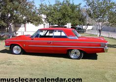 Picture Perfect, Rodney shares his 1963 Ford Galaxie XL500 built 406 4 speed!