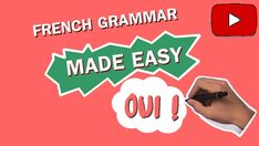 le blog des Machin – Les Machin French Grammar, French Words, Learn French, Fun Learning, Make It Simple, Have Fun, Improve Yourself, Blog, Learn To Speak French