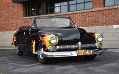 The customised 1949 Mercury Series 9CM – nicknamed