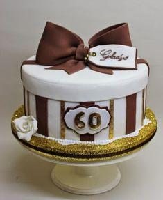 tortas para cumpleaños de mujeres de 60 años