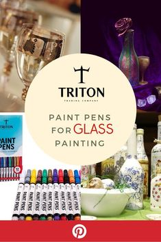 Supplies for the modern Artist- Triton Trading Company Pebble Painting, Pebble Art, Painting On Wood, Rock Painting, Water Based Acrylic Paint, Acrylic Paint Pens, Paint Supplies, Arts And Crafts Supplies, Paint Paint
