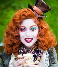 alice-im-wunderland-kostüm-verrückter-hutmacher-schminke