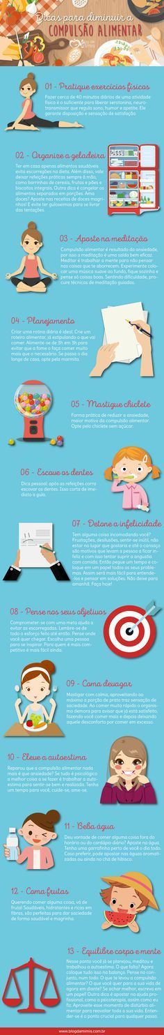 Eu só penso em comida! Dicas para diminuir a compulsão alimentar - Blog da Mimis - Muitas vezes a ansiedade nos faz cair em sua armadilha, e aí passamos a relacionar comida como felicidade. Quem se identifica? Vejam os sintomas mais comuns da compulsão alimentar e como se livrar dela em 10 passos!