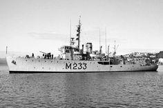 HMNZS Inverell 1973, Bathurst class corvette