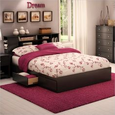 Bed Frame Queen Platform Bed Frame