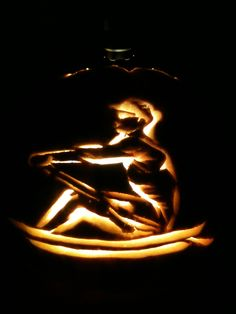 My pumpkin for this year!  #crew