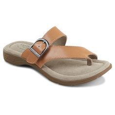 7de4e70a94af Eastland Tahiti II Women s Adjustable Thong Sandals Flip Flop Sandals