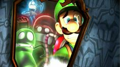 Nintendo World, Luigi's Mansion, Dark Moon, Mario And Luigi, Super Mario Bros, Halloween Party, Video Games, Peach, Friends