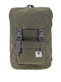 Ridgebake - Zelený středně velký batoh s přezkami  Hook - 1