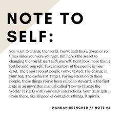 note no. Typography Quotes, Healthy Mind, Note To Self, Quotable Quotes, Change The World, Positive Thoughts, Good Vibes, Advice, Inspirational Quotes