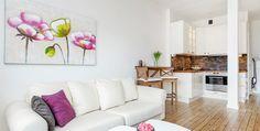 28 sqm studio in Stockholm with attractive interior design Tiny Studio, Studio Apt, Studio Living, Studio Apartments, Small Space Living, Small Spaces, Living Spaces, Inside Home, Architect Design