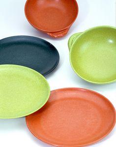 Melamine dinnerware by Missouri History Museum, via Flickr