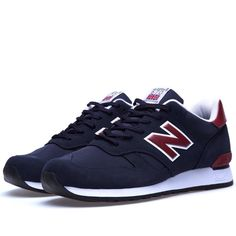 Buy the New Balance in Navy & Red from leading mens fashion retailer END. - only Fast shipping on all latest New Balance products New Balance 574 Womens, New Balance Men, New Balance Shoes, Sock Shoes, Men's Shoes, Shoe Boots, Shoes Sneakers, New Balance Sneakers Mens, Casual Sneakers